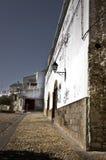 Old spanish village Stock Photo