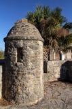 Old Spanish Watchtower Stock Image