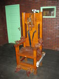 Old Sparky Stock Image