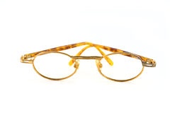 Old spectacles Royalty Free Stock Image