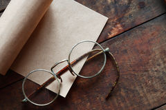 Old Spectacles Royalty Free Stock Photo