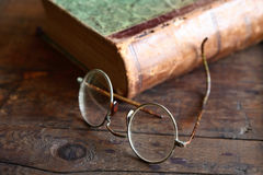 Old Spectacles Stock Photos