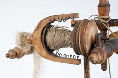 Old spindle Stock Image