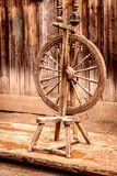 Old spinning wheel Royalty Free Stock Photos