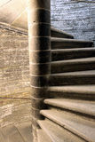 Old spiral stairs Royalty Free Stock Photo