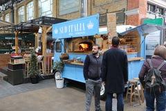 Old Spitalfields Market Royalty Free Stock Photos