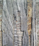 Old Splintered Plywood Stock Photo