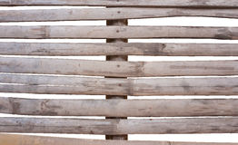 Old split bamboos Stock Photos