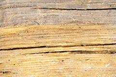 Old split wood Royalty Free Stock Photos