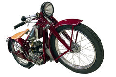 Old sport bike Royalty Free Stock Photo