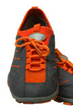 Old sports shoes Royalty Free Stock Photo
