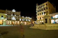 Old square, Havana Stock Images