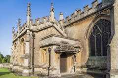 St. Andrews Church, Chippenham Royalty Free Stock Images