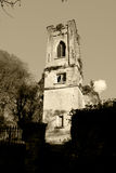 Old St. Michaels Church Templemichael Royalty Free Stock Photography
