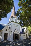 Old St Paul's Cathedral. In Wellington, North Island, New Zealand Royalty Free Stock Photos