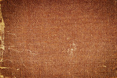 Old stained canvas. Closeup of old stained wet tarpaulin as a background Royalty Free Stock Photos