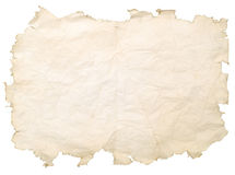 Old stained paper Stock Photos