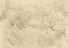 Old stained paper conceptual abstract texture background. Old stained paper conceptual pattern surface abstract texture background suitable for various stock image