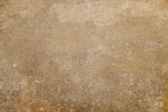 Old stained paper texture. royalty free stock photos