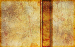 Old Stained Parchment Background Design Royalty Free Stock Photo