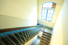 Old stair Royalty Free Stock Photos
