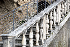 Old stair Royalty Free Stock Photo
