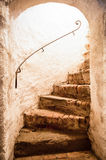 Old staircase Stock Photography
