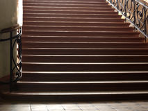 Old Staircase Royalty Free Stock Photo