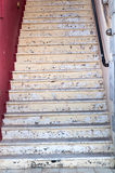 Old Staircase Royalty Free Stock Photography