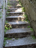 Old stairs Stock Image