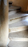 Old stairs stock photography