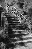 Old stairs Royalty Free Stock Photo
