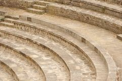 Old stairs background Royalty Free Stock Photography