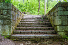 Old stairs. Stock Images