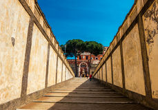 Old stairs in Rome Stock Images