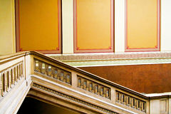 Old stairway Royalty Free Stock Images