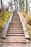 Old stairways Stock Image