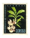 Old stamp from Venezuela Royalty Free Stock Images