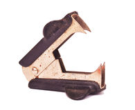 Old  staple remover Royalty Free Stock Images