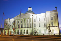 Old State Capitol of Mississippi Royalty Free Stock Photos