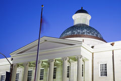 Old State Capitol of Mississippi Royalty Free Stock Images