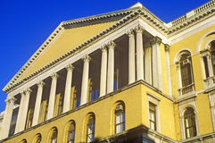 Old State House, Beacon Hill, Boston, Massachusetts Stock Images