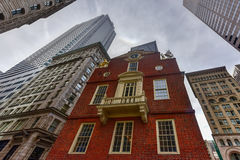 Old State House - Boston Stock Photo