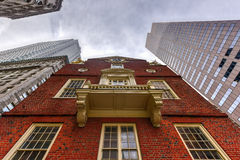 Old State House - Boston Royalty Free Stock Photo