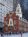 Old State House in Boston Royalty Free Stock Photo