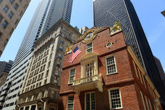 Old State House, Boston, MA, USA Royalty Free Stock Photography