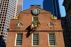 Old State House, Boston, MA, USA Stock Images