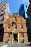 Old State House, Boston, MA, USA Royalty Free Stock Photos