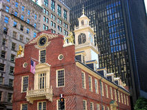 Old State House Royalty Free Stock Photography