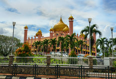 Old State Mosque in Kuching Stock Images